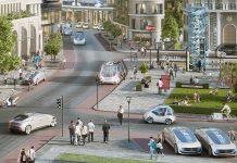 Urbanmobility, Visualisierung: Bosch