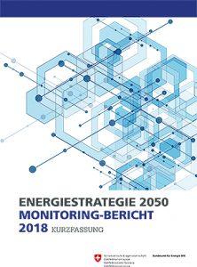 Energiestrategie 2050, Monitoring-Bericht 2018