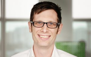 Prof. Dr. Alexander Erath hat während 6 Jahren im Future Cities Laboratory der ETH in Singapur gearbeitet. Foto: Carli Teteris