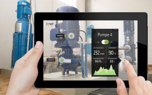Mit der IOT-Plattform von Leicom/ELIOT ist ein umfassendes Management und Monitoring von Gebäuden, mit Hilfe von «Machine Learning» möglich. Fotos: zvg