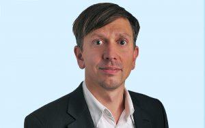 Björn Schrader ist seit 2011 Leiter der Themenplattform Licht@hslu an der HSLU Departement Technik & Architektur. Foto: HSLU