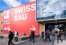 Swissbau 2018 | Aussenansicht | Impression, Foto: MCH