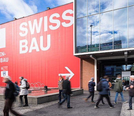 Swissbau 2018   Aussenansicht   Impression, Foto: MCH