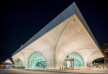 Das DOHA Metro Lichtkonzept. Foto: Qatar Railways