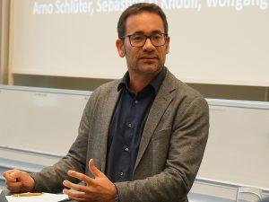 Sebastian El Khouli, Parnter und Mitglied der Geschäftsleitung BGP Architekten AG.