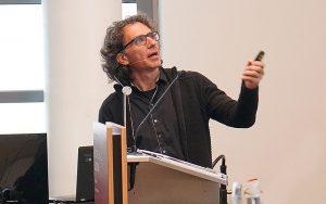 Gianrico Settembrini, Forschungsgruppenleiter am Institut für Gebäudetechnik und Engergie an der HSLU.