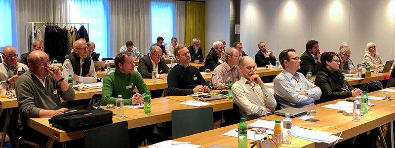 KGTV – Teilnehmer GV, Foto: Martin Bänninger