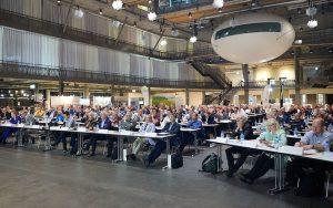Am 16. WIF - Weishaupt Ingenieur-Fachzirkel – in der Umwelt Arena Spreitenbach nahmen fast 300 Personen teil.