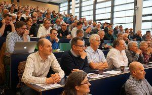 Ein breites Programm lockte das Publikum nach Luzern. Fotos: zvg