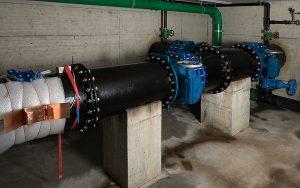 Das Forschungsteam hat gezeigt, dass das System im Rahmen der Wasserinfrastruktur genügend Energie gewinnen kann, um Parameter wie Wasserfluss oder Bodenfeuchtigkeit zu messen