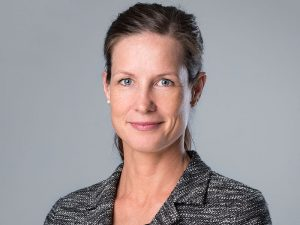 Anita Eckardt ist eine ausgewiesene Führungspersönlichkeit mit langjähriger internationaler Erfahrung. Foto: zvg