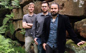 Das Gründerteam (v.l.n.r.): Martin Hamp, Björn Stichler und Tobias Graf. Foto: zvg
