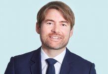 Patrik Stillhart, neuer CEO der Zug Estates Gruppe. Foto: zvg