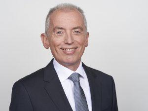 Egon Renfordt-Sasse startete seine Laufbahn in der Geberit Gruppe im Jahr 1997.