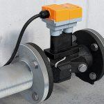 Durchflusssensoren für die Nennweiten DN 65 bis DN 150 sind seit dem 2. Quartal 2019 erhältlich. Foto: zvg
