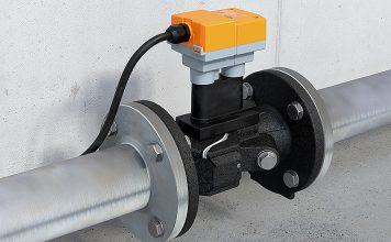 Durchflusssensoren DN 65 bis DN 150. Foto: zvg
