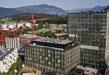 Neuer Hochschulcampus in der Zentralschweiz. Foto: zvg