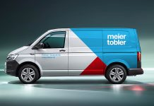 MeierTobler Servicefahrzeug. Foto: zvg