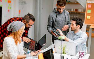 Microsoft und Schneider Electric möchten jungen Gründern helfen, Träume von Ökostrom zu verwirklichen. Foto: zvg