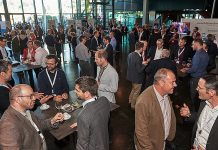 Gebäudetechnik Kongress 2019 im KKL Luzern am 3. Oktober 2019. Foto: Peter Frommenwiler