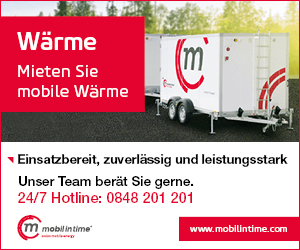 Mobile in Time – Mobile Wärme