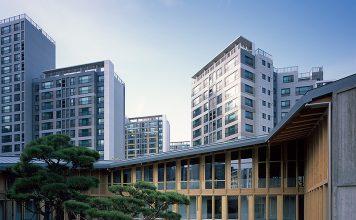 Burckhardt+Partner erhält Korean Architecture Excellence Award. Foto: Hélène Binet