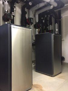Die BS2 Wärmepumpen werden von der CTA AG im Kanton Bern produziert.