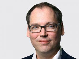 André Schnidrig will Alpiq im Umfeld der Dekarbonisierung, Dezentralisierung und Digitalisierung optimal positionieren. Foto: Alpiq