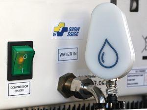 Der Droople-Sensor für das Wasser-Management 2.0. Foto: Alain Herzog