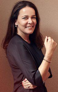 Nina Müller ergänzt im Frühjahr das Management-Team von Swiss Prime Site. Foto: SPS