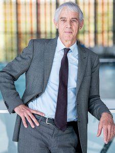 Martin Vetterli wurde 2016 vom Bundesrat zum Präsidenten der EPFL ernannt. Foto: EPFL