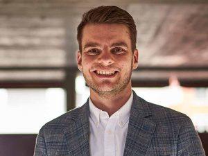Dennis Goedde (31), der neue COO von pom+. Foto: zvg