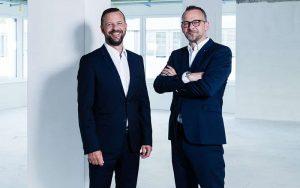 Roger und Marcel Baumer, die beiden Inhaber der Hälg Group, beobachten den Markt aufmerksam. Foto: zvg