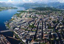 Luzern mit Vierwaldstättersee. Foto: Pixabay