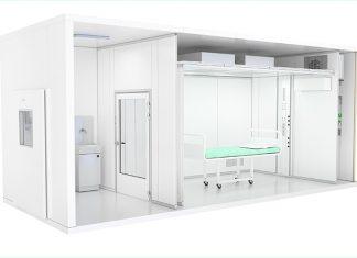 Die Versorgungseinheiten sind schlüsselfertige Komplettlösungen. Eine sogenannte «ICU» kann weltweit transportiert werden, auch Selbstmontage ist möglich. Foto: Viessmann Group