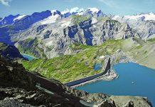 Axpo erhält Baubewilligung für Muttsee-Solaranlage. Foto Axpo