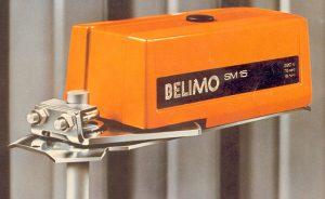 Der weltweit erste motorisierte Steckmotor. Der Antrieb wird direkt auf der Klappenachse montiert und bietet somit eine um zwei Drittel kürzere Montagezeit. Foto: Belimo Automation AG