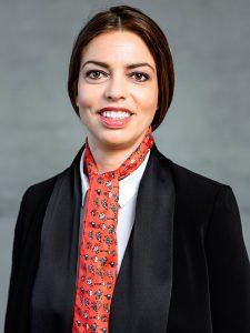 Nina Pieper wurde an der ordentlichen Generalversammlung der Artemis Holding AG zur neuen Vizepräsidentin des Verwaltungsrats gewählt. Foto: Artemis Group