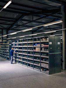 Meier Tobler ist ein auf den Schweizer Markt fokussierter Haustechnik-Anbieter. Das Unternehmen wurde 1937 gegründet und beschäftigt heute über 1300 Mitarbeitende. Foto: Meier Tobler AG