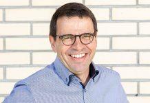 Matthias Samuel Jauslin, Nationalrat FDP, ist neuer Präsident der FWS. Foto: FDP Schweiz