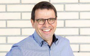 Der Aargauer Matthias Samuel Jauslin, Nationalrat FDP, ist neuer Präsident der Fachvereinigung Wärmepumpen Schweiz( FWS). Foto: FDP Schweiz