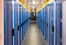In einem Rechenzentrum . Foto: Daimler Truck Fuel Cell GmbH
