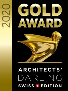 Bei der Branchenbefragung Architects'Darling Swiss Edition 2020 wählten die Schweizer Architekten und Planer Geberit zum beliebtesten Hersteller in der Kategorie Bad und Sanitär. Foto: Geberit Vertriebs AG