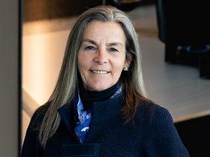Barbara Borra, President/CEO der Division Franke Kitchen Systems und Konzernleitungsmitglied, wird die Verantwortung für die neue Division übernehmen. Foto: Franke Gruppe