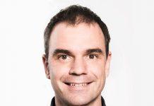 Thomas Gresch wird neuer CTO bei Axpo. Foto: Axpo