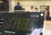 Mit Luftqualität gegen Corona. Foto: SRF