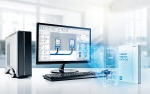 Mit dem neuen Geberit BIM Catalogue Plug-in für Autodesk Revit® können Planer nun direkt auf die BIM-Daten bei Geberit zugreifen. Fotos und Grafiken: Geberit Vertriebs AG