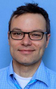 Prof. Dr. Matthias Arenz, Departement für Chemie und Biochemie, Universität Bern. Foto: Uni Bern