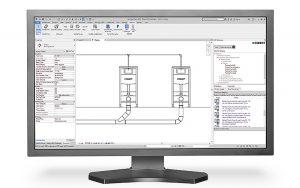 Das «Geberit BIM Catalogue Plug-in» für Autodesk Revit® wird als kostenloser Download zur Verfügung gestellt. Nach der Installation des Plug-ins in Autodesk Revit erhält der Planer direkten Zugriff auf aktuelle BIM-Daten der Geberit Produkte.