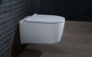 40 Liter Spülwasser benötigt der Durchschnittsnutzer bei 6 Besuchen auf der Toilette, was einem mittleren Bedarf von knapp 7 Litern entspricht. Foto: Geberit Vertriebs AG